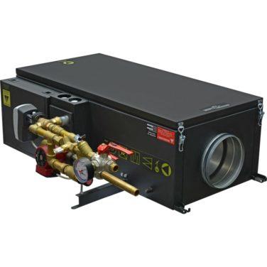 Приточная установка с водяным калорифером Колибри-1000 Water EC