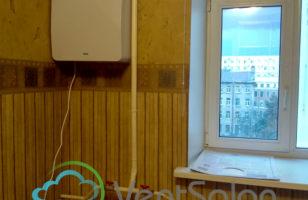 Монтаж Tion 3s на Лиговском проспекте
