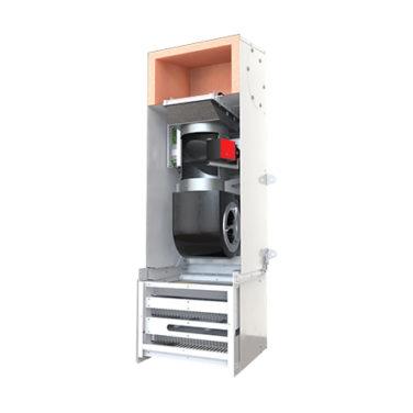 Вентиляционная установка для квартиры Minibox.Home-350